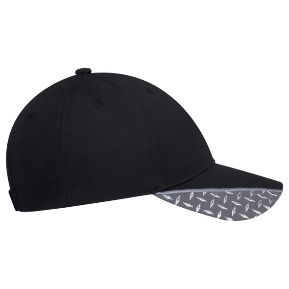 5603M 6 Panel Constructed Full-Fit Cap | Hats&Caps.ca