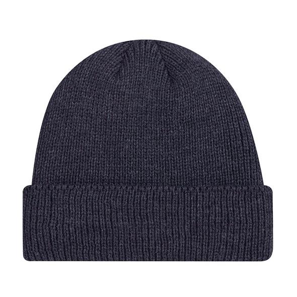 Navy - 9D230M Acrylic Cuff Toque | Hats&Caps.ca