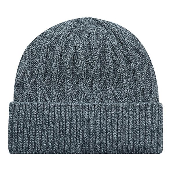 9Y530M Acrylic Cuff Toque | Hats&Caps.ca