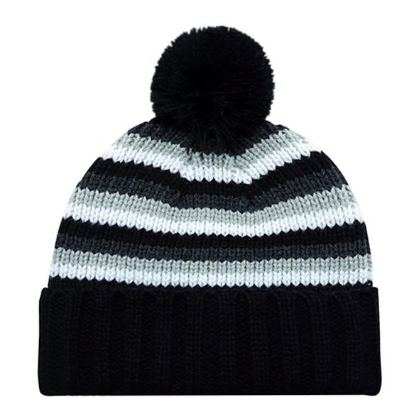 9C259M Pom Pom Toque | Hats&Caps.ca
