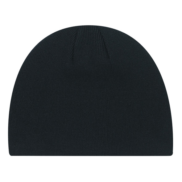 Black - 0030M Acrylic Board Toque | Hats&Caps.ca