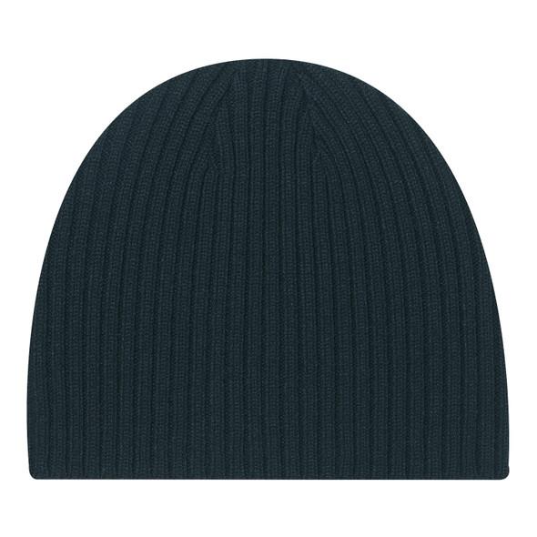 Black - 1M030M Acrylic Board Toque | Hats&Caps.ca