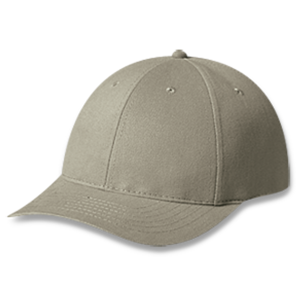 Clay - Heavyweight Brushed Cotton Drill Cap | Hats&Caps.ca