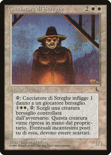 CACCIATORE DI STREGHE WITCH HUNTER Magic DRK Mint