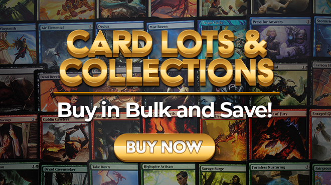 Card Lots & Collections