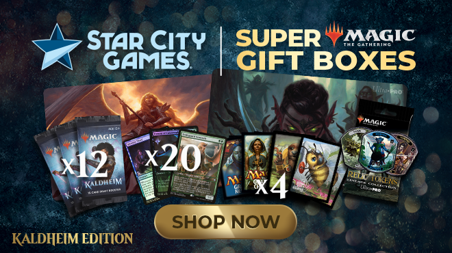 Super MTG Gift Boxes
