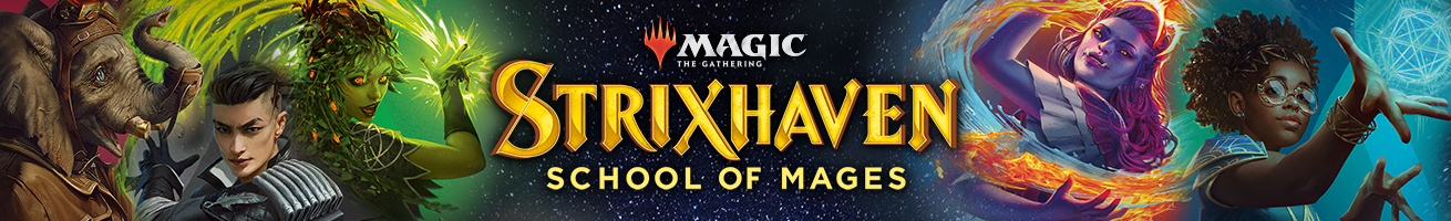 Strixhaven: School of Mages
