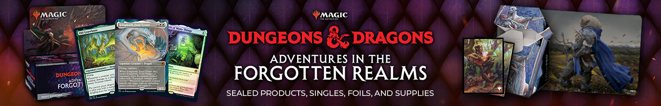 Dungeons & Dragons: Adventures in the Forgotten Realms