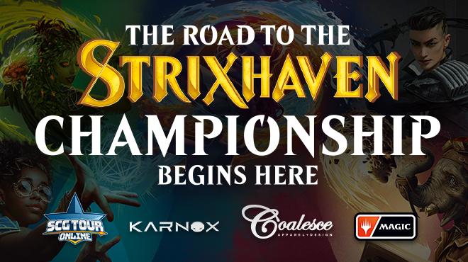 The Road to the Strixhaven Championship Begins Here