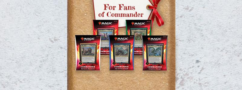 Shop For Commander Fans