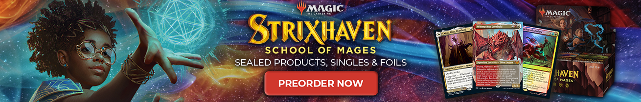 Strixhaven: School of Mages Preview Gallery