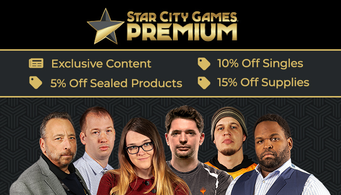 Star City Games Premium