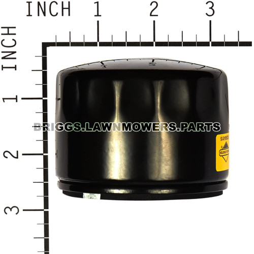 27 HP Briggs and Stratton Oil Filter 842921 OEM