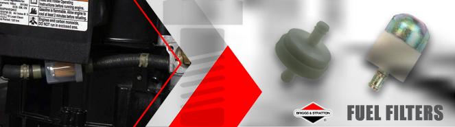 Briggs & Stratton Fuel Filters