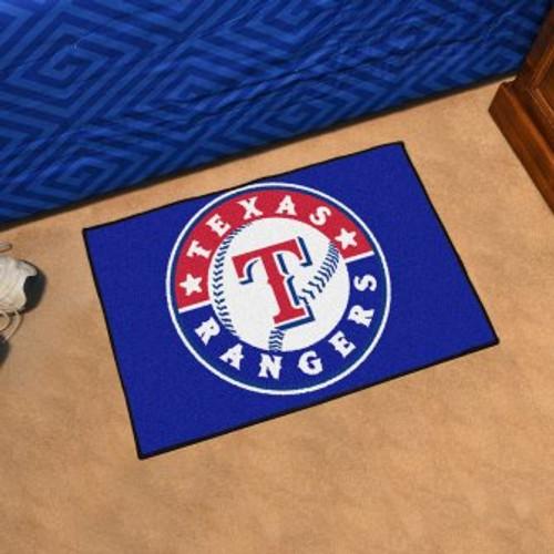 Texas Rangers Starter Mat