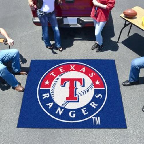 Texas Rangers Tailgater Mat
