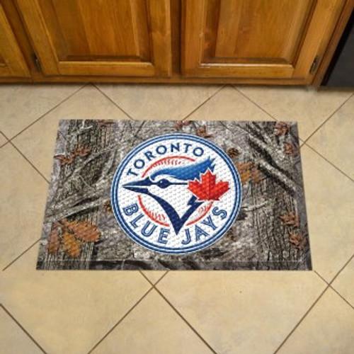 Toronto Blue Jays Camo Scraper Mat