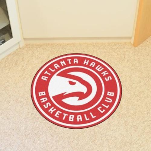 Atlanta Hawks Win Roundel Mat