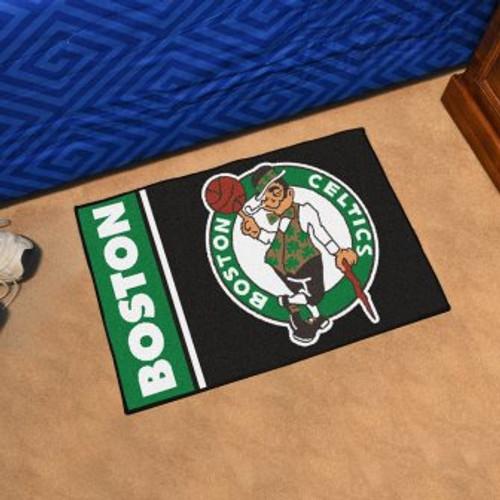 Boston Celtics Basketball Custom Starter Mat