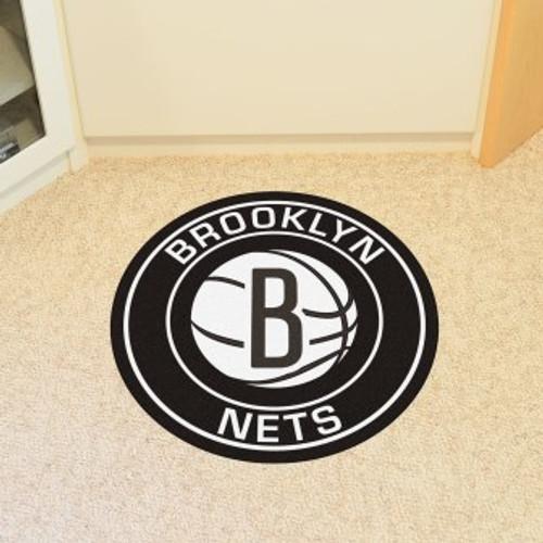 Brooklyn Nets Win Roundel Mat