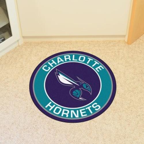 Charlotte Hornets Win Roundel Mat