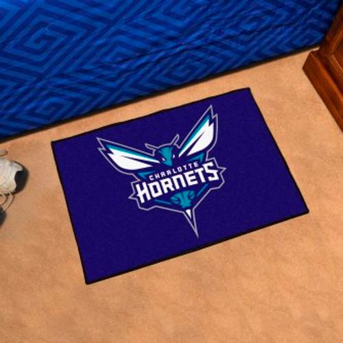 Charlotte Hornets Starter Mat