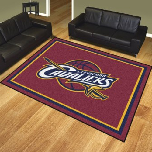 Cleveland Cavaliers 8x10 Rug