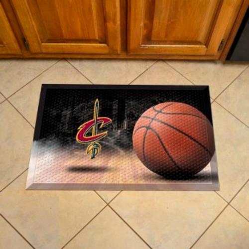 Cleveland Cavaliers Basketball Scraper Mat