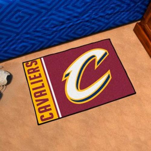 Cleveland Cavaliers Basketball Custom Starter Mat