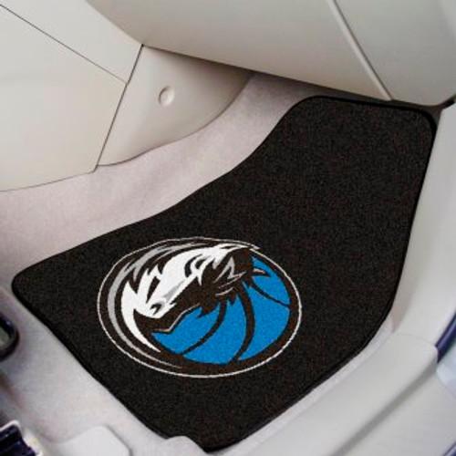 280c01c4a79 Dallas Mavericks Carpet Car Mat Set