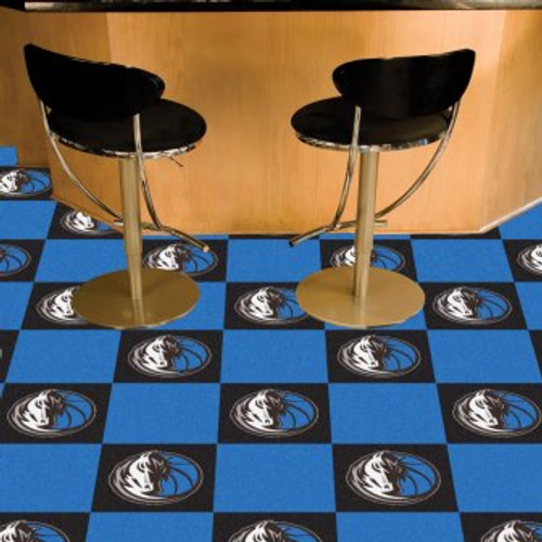 Dallas Mavericks Team Carpet Tiles