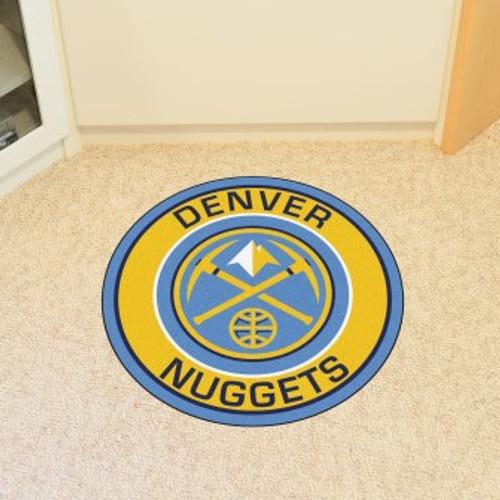 Denver Nuggets Win Roundel Mat