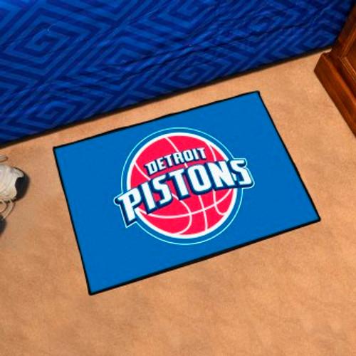 Detroit Pistons Starter Mat