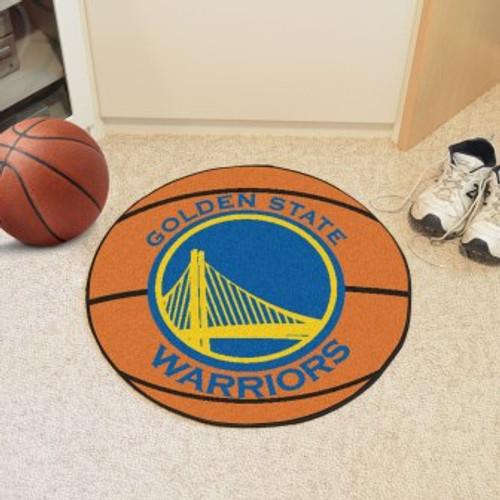 Golden State Warriors Basketball Mat