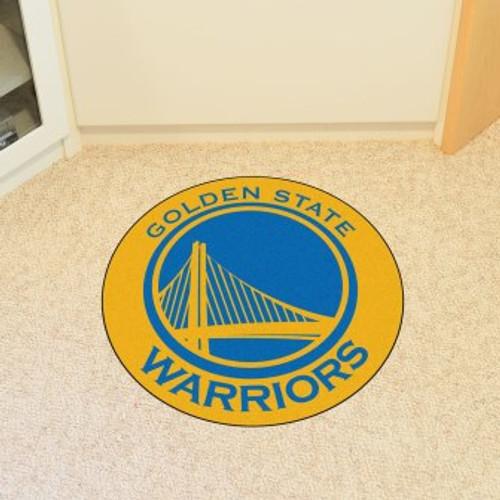 Golden State Warriors Win Roundel Mat