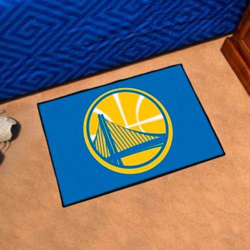 Golden State Warriors Starter Mat