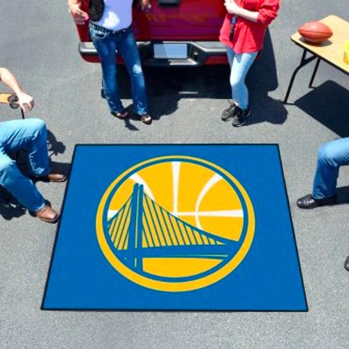Golden State Warriors Tailgater Mat