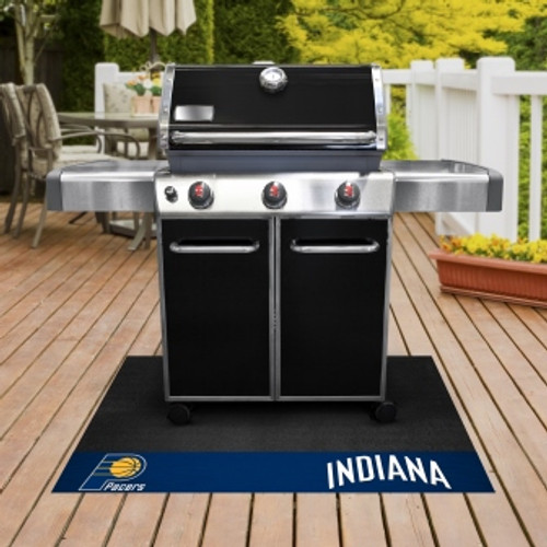 Indiana Pacers Grill Mat