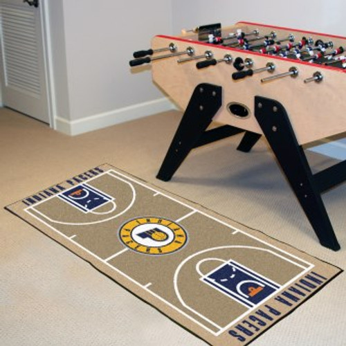 Indiana Pacers NBA Court Runner