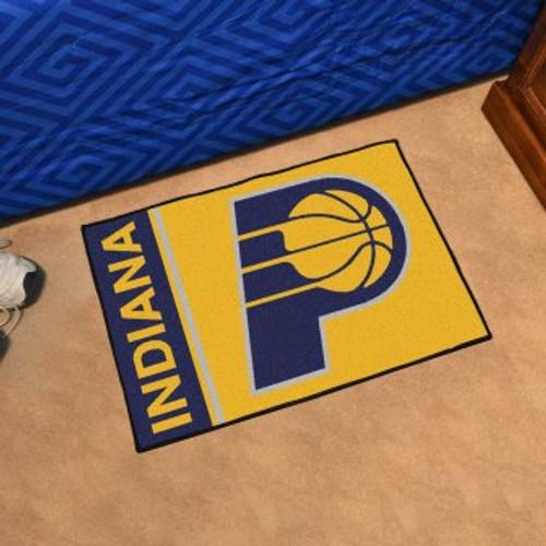 Indiana Pacers Basketball Custom Starter Mat