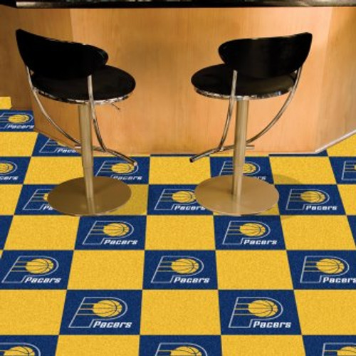 Indiana Pacers Team Carpet Tiles