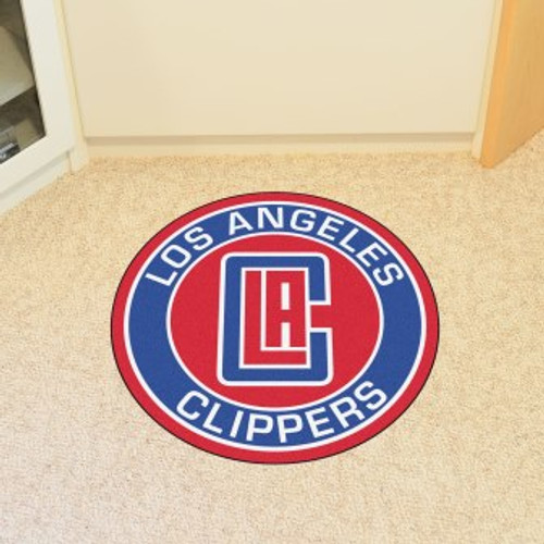 Los Angeles Clippers Win Roundel Mat