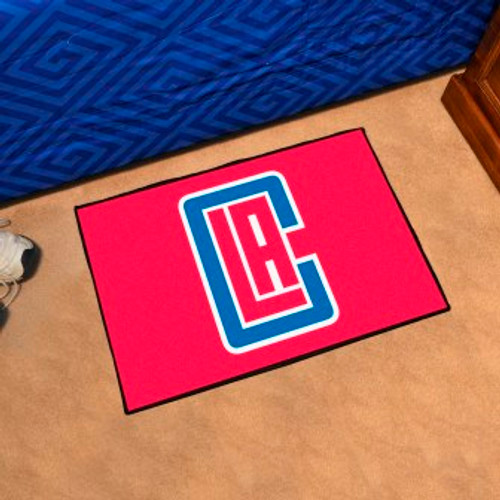 Los Angeles Clippers Starter Mat