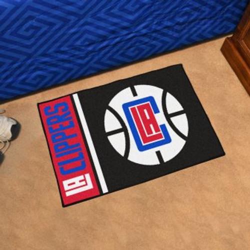 Los Angeles Clippers Basketball Custom Starter Mat