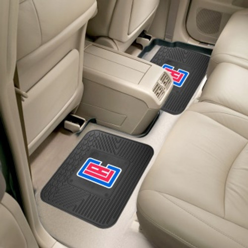 Los Angeles Clippers Utility Mats 2 Pack