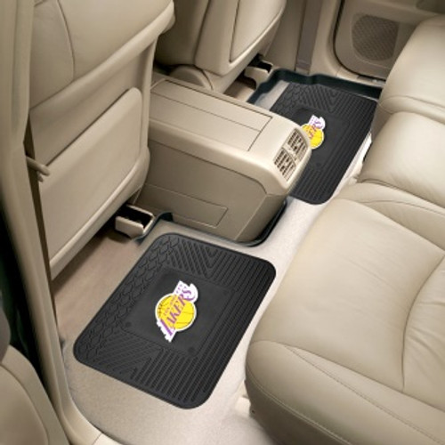 Los Angeles Lakers Utility Mats 2 Pack