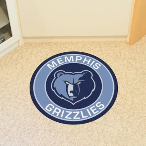 Memphis Grizzlies Win Roundel Mat