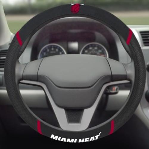 Miami Heat Steering Wheel Cover