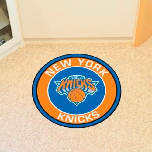 New York Knicks Win Roundel Mat