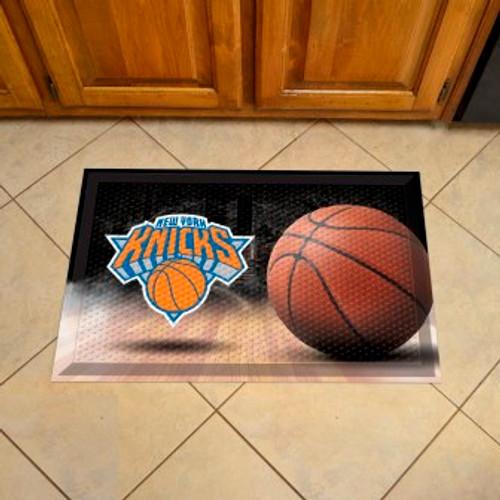 New York Knicks Basketball Scraper Mat